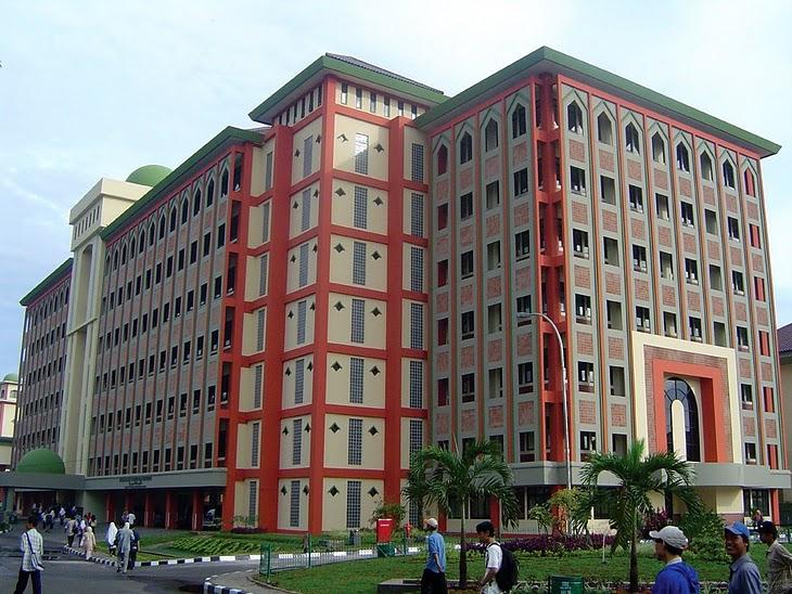 Kampus UIN Jakarta